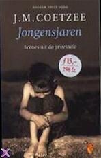 Jongensjaren - John Maxwell Coetzee (ISBN 9789041404572)