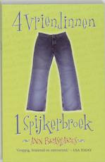 4 vriendinnen 1 spijkerbroek - Ann Brashares (ISBN 9789026119903)