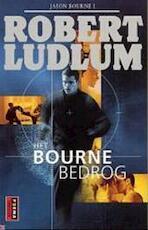 Het Bourne bedrog - Robert Ludlum (ISBN 9789024550746)