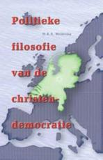 Politieke filosofie van de christendemocratie - H.E.S. Woldring (ISBN 9789055734689)