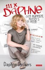 111x Daphne - Daphne Deckers (ISBN 9789048813391)