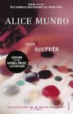 Open Secrets - Alice Munro (ISBN 9780099459712)