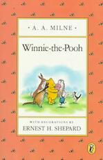 Winnie the Pooh - A. A. Milne (ISBN 9780140361216)