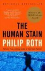 The Human Stain - Philip Roth (ISBN 9780375726347)