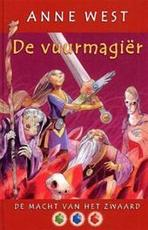 De vuurmagiër - Anne West, Mark Janssen (ISBN 9789026131103)