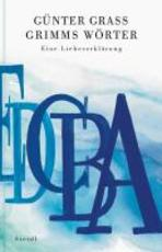 Grimms Wörter - Günter Grass (ISBN 9783869301556)