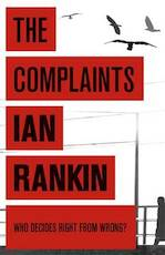 The Complaints - Ian Rankin (ISBN 9781409103479)