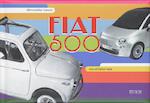 Fiat 500 - Alessandro Sannia (ISBN 9789076886558)