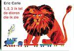 1,2,3 ik tel de dieren die ik zie - Eric Carle (ISBN 9789025741556)