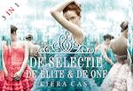 De selectie + De elite + De one - Kiera Cass (ISBN 9789049804060)