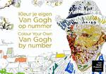 Kleur je eigen van gogh op nummer/colour your own van gogh by number