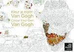 Kleur je eigen Van Gogh (ISBN 9789045209531)