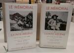 Le Mémorial de Sainte-Hélène - Le Comte de las casas 2 volumes