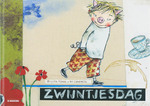 Zwijntjesdag - Brigitte Minne (ISBN 9789058384362)