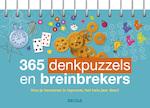 365 denkpuzzels en breinbrekers (ISBN 9789044727067)