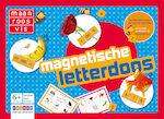 Magnetische letterdoos (ISBN 9789048714285)