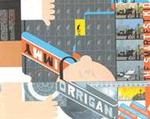 Jimmy Corrigan - Chris Ware (ISBN 9780375404535)