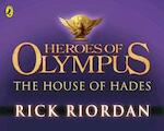 Heroes of Olympus 4. The House of Hades - Rick Riordan (ISBN 9780141339191)