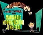 Maniakale moordzuchtige junglekat