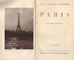 Paris - Paul Cohen-Portheim, Sasha Stone