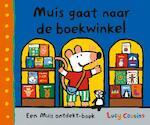Muis gaat naar de boekwinkel - Lucy Cousins (ISBN 9789025872120)