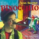 Pinocchio - Frank Groothof, Ries Moonen (ISBN 9789490706074)