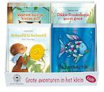 Display grote avonturen in het klein (ISBN 9789051164794)