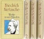 Werke in vier Bänden - Friedrich Nietzsche (ISBN 9783702301729)