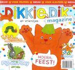 Dikkie Dik en vriendjes magazine 20 ex - Jet Boeke
