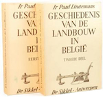 Geschiedenis van de landbouw in België...