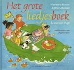 Het grote liedjesboek - Ron Schröder, Marianne Busser (ISBN 9789000302567)