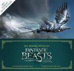 Het artwork van de film Fantastic beasts and where to find them