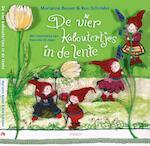 De vier kaboutertjes in de lente - Marianne Busser, Ron Schröder (ISBN 9789048825240)