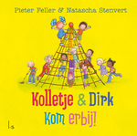 Kolletje & Dirk - Kom erbij! - Pieter Feller (ISBN 9789024587728)