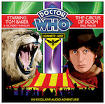 Doctor Who: Hornets' Nest 3 - The Circus of Doom - Paul Magrs (ISBN 9781408424971)