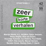 Stoeptegel 3 - Maartje Wortel, A.L. Snijders, Sasja Janssen, Philip Snijder (ISBN 8719244140572)