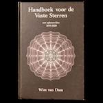 Handboek der vaste sterren - Wim van Dam (ISBN 9789063781071)