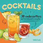 Cocktails 30 onderzetters met de bekendste recepten - ZNU (ISBN 9789044753080)