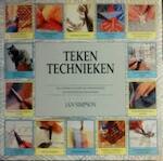 Tekentechnieken - Ian Simpson, Willem Oorthuizen (ISBN 9789072267375)