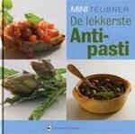 De lekkerste Antipasti - Carlo Bernasconi, Mini Teubner (ISBN 9789051084658)
