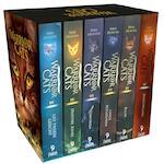 Warrior Cats - Serie 3 Cadeaubox: Box met 6 paperbacks - Erin Hunter (ISBN 9789059246416)