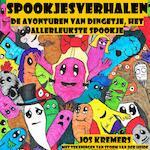 SPOOKJESVERHALEN - Jos Kremers En Storm van der Heide (ISBN 9789463182607)