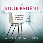 De stille patiënt - Alex Michaelides (ISBN 9789403156408)