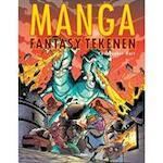 Manga fantasy tekenen - Christopher Hart (ISBN 9789057645464)