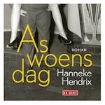 Aswoensdag - Hanneke Hendrix (ISBN 9789044541991)