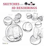 Sketches and 3D Renderings - Cristian Campos (ISBN 9789460650666)