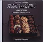 De kunst van het chocolade maken - Trish Deseine (ISBN 9789461430205)