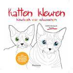 Katten kleuren - Veronique Puts (ISBN 9789022331675)