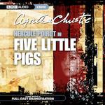 Hercule Poirot in Five Little Pigs - Agatha Christie (ISBN 9781408481967)