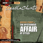 Hercule Poirot in The Mysterious Affair At Styles - Agatha Christie (ISBN 9781408482063)
